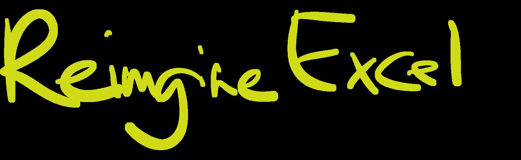 Reimagine Excel